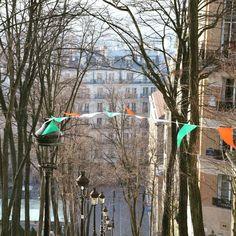 Hello Montmartre  #paris #parismaville #parismylove #parismonamour #parisjetaime #parisian #parislife #parisianlife #parisdaily #parisienne #instaparis #igersparis #iloveparis #seemyparis #parisphoto #visitparis #ig_paris #montmartre #architecture #morning #beautiful #cityscape #vsco #vscocam