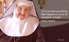 #TuesdayTip #MotherAngelica #EasterTuesday #EWTN