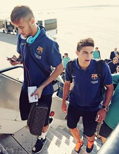 Marc Bartra and Jr