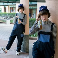 More looks by Crystii Lin: http://lb.nu/cutiefive  #chic #street