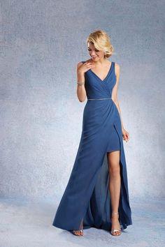 Alfred Angelo 7338 L Bridesmaid Dress   Weddington Way Erin