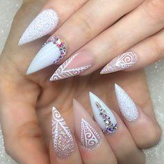Pic3:⠀⠀⠀⠀⠀⠀⠀⠀⠀⠀⠀⠀ ⠀⠀⠀ ⠀⠀⠀⠀⠀⠀⠀ ⠀⠀ ❄️❄️New nails for Jess❄️❄️⠀⠀⠀ ⠀⠀⠀ ⠀⠀⠀⠀⠀⠀⠀⠀⠀ ⠀ ❄️Another Neutral combo❄️ ⠀⠀⠀ ⠀⠀⠀ #nail #nails #nailart #nailwow #nailswag #instanails#ignails#nailstagram #handpainted#nailsofinstagram #nails2inspire #nailsoftheday #notd#nailaddict #nailartclub #nailpromote #naildesigns #nailartist #pointynails #nailprodigy #gelnails #sydneyartis #nailpro #NAILPRO