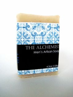 Men's Alchemist Soap - AIR