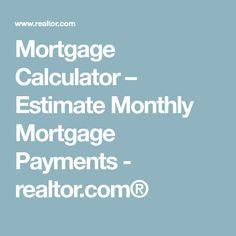 BiWeekly Mortgage Calculator  Mortgage Calculators