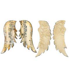 Sizzix Bigz Die-Angel Wings