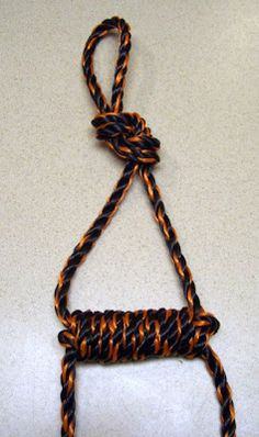 How to Make a Paracord Rope Ladder                                                                                                                                                      More