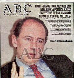Rodrigo Rato 1997