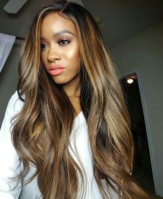 10 Black Girls Hairstyles and Color Ideas for Women in 2018 .- 10 Black Girls Hairstyles and Color Ideas for Women in 2018 (Hairstyles & Hair Color for long, medium short hair) 10 Black Girls Hairstyles and Color Ideas for Women in 2018 - Sew In Hairstyles, Black Girls Hairstyles, Straight Hairstyles, Wedding Hairstyles, Cabelo Ombre Hair, Curly Hair Styles, Natural Hair Styles, Lace Hair, Blonde Highlights