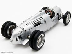 Auto Union Type C hillclimb 1936