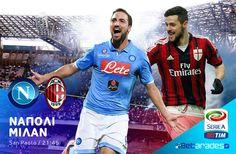 Α' Ιταλίας: Στο προσκήνιο η επικείμενη πώληση της Μίλαν, εύκολη αποστολή για Φιορεντίνα #SerieA #stoixima #pamestoixima #betarades #napoli #milan Milan, Sports, Tops, Fashion, Hs Sports, Moda, Excercise, Shell Tops, Sport
