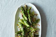 Absurdly Addictive Asparagus. Recipe won best asparagus recipe on Food52