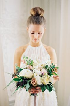 Tinge: Floral Design by Ashley Beyer
