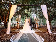 Casamento no campo a