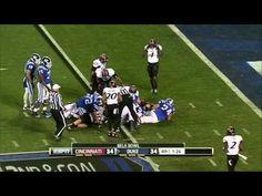 Cincinnati Battles Past Duke To Win Belk Bowl