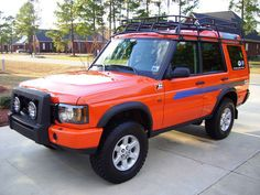 My 2004 Land Rover Disco G4 (sold)