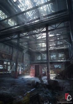 The Club, Warehouse - John Liberto