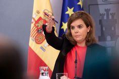 El Gobierno otorga 21 millones de euros más para la lucha contra el ébola - http://plazafinanciera.com/el-gobierno-otorga-21-millones-de-euros-mas-para-la-lucha-contra-el-ebola/ | #Créditos, #SorayaSáenzDeSantamaría #Gobierno