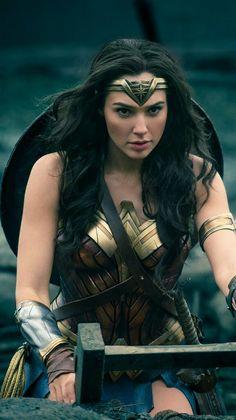 Wonder Woman.....