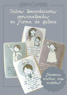 RECORDATORIOS DE PRIMERA COMUNIÓN EN MATILDA MOTA