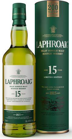 Laphroaig 200 Years of Laphroaig 15 Jahre   Whisky online kaufen - im Whisky Shop bei Whiskyzone