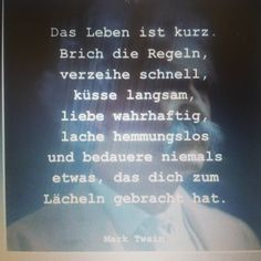 Küsse langsam! #zitat #leben