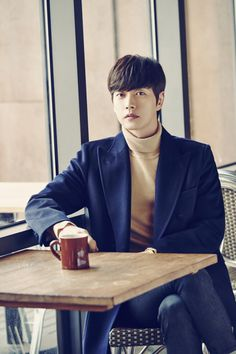 Park Hae Jin - Interview for 'Cheese in the Trap' (2016)
