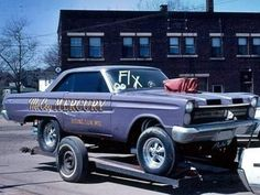Cool Car Pictures, Summer Pictures, Toy Hauler Trailers, Ford Maverick, Car Carrier, Funny Cars, Drag Cars, American Muscle Cars, Car Humor