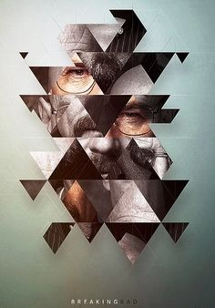 Breaking Bad (poster)...