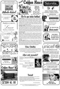 Coffee News Bilbao Nº10