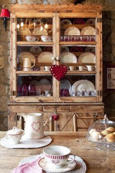 The country farm look. Love it! Source: myinnerlandscape
