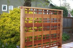 lattice ideas | Cedar deck with custom lattice | Deck Masters, llc