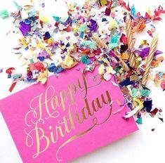 Happy birthday   Ɓℓιѕѕƒυℓ Ɓιятн∂αу ☺   Happy birthday ...