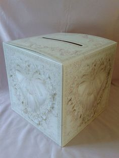 Wedding Gift Receiving Box : ... box receiving box ebay more wedding cards box receiving grey wedding