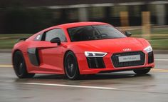 Audi R8 - Car and Driver