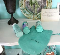 Tiffany Blue Aqua, Turquoise & How To Create The Perfect Paint Color