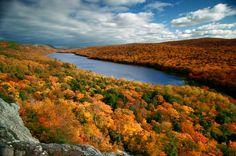 Ontonagon, Michigan:  50 Small Towns Across America With the Most Beautiful Fall Foliage