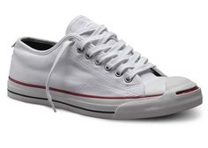 Jack Purcell with the classic detailing before the sloppy materials and manufacturing were introduced.