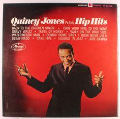 Quincy Jones | Quincy Jones - Plays Hip Hits Records, CDs and LPs
