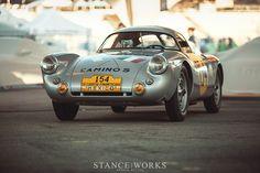 StanceWorks-The Porsche 550-001 Coupe-Porsche's first Prototype Racer