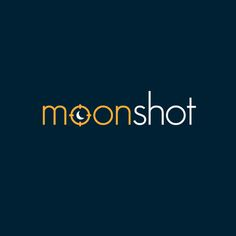 Moonshot, logo design by Fidarta
