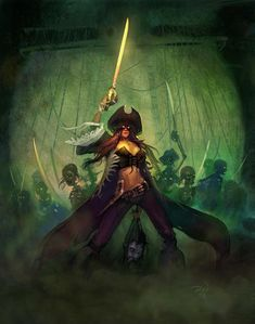 Post with 2070 votes and 96874 views. Tagged with pirates, workingonanewsetting, campaignsetting; Shared by Gravewater. D&D Ideas :: Argh. There Be Pirates Here Pirate Art, Pirate Woman, Pirate Life, Pirate Theme, Pirate Ships, Lady Pirate, Monkey Island, Character Inspiration, Character Art