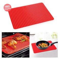 Silicone Barbecue Mat - Gift Store