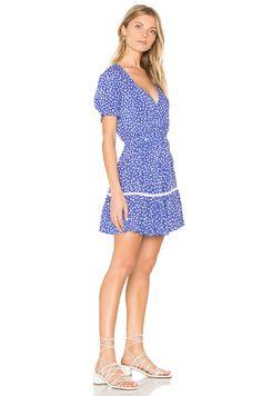 FAITHFULL THE BRAND Liza Dress in Sunny Floral Print | REVOLVE