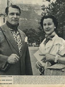 laurence olivier and vivien leigh pinstake.com | Laurence Olivier e Vivien Leigh…