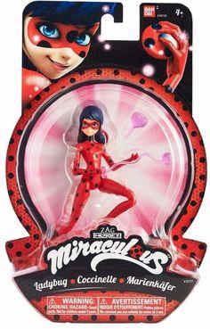 Cat Noir Ladybug 10.5in Doll Ships Same Day USA Seller