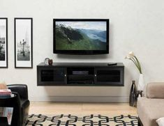 TV Wall Mount Ideas for Living Room