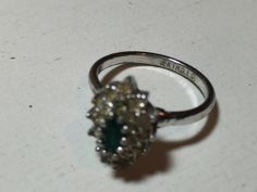 Can you tell what precious metal this ring is made of?  Listen here at garagesalepodcast.com