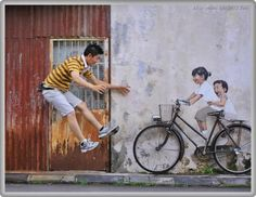 street art interactif 7
