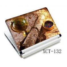 """[ 20% OFF ] Compass Art Laptop Sticker Skin Decal For 11.6""""-15.4"""" Sony Toshiba Hp Dell Acer"""