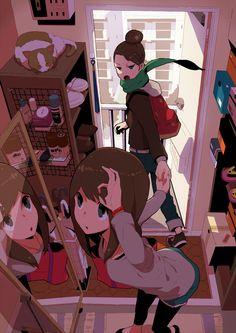 door by Tomiokajiro on deviantART